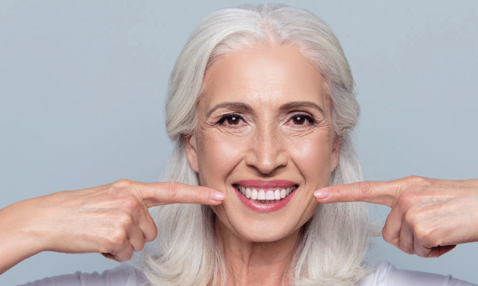Plan to replace your missing teeth with dental implants.